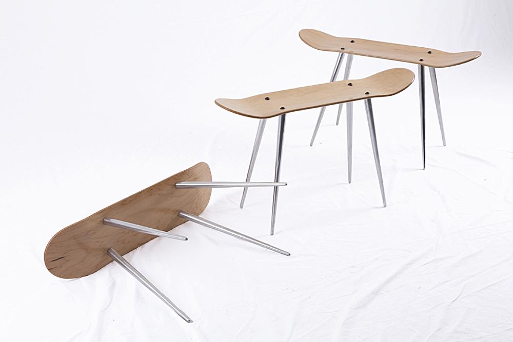 Deck Stool By Elkeem