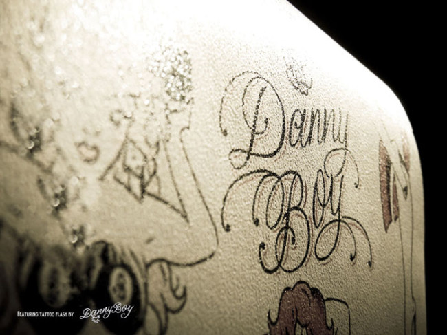 tattoo-wallpaper-danny-boy-cookie-bros-parlour-paper-3