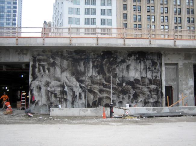 wall-new-york-city