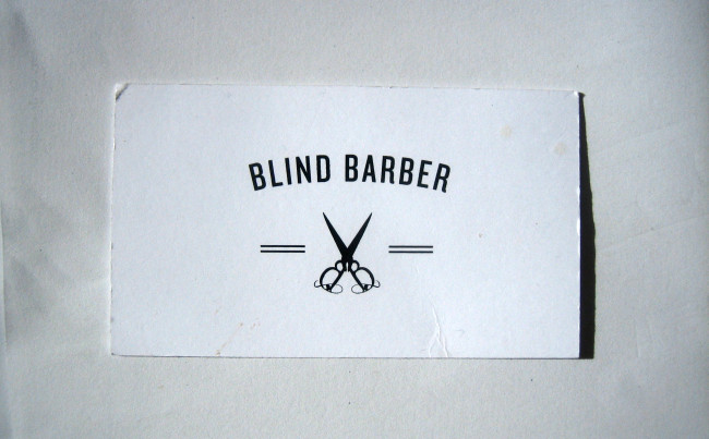 business-card-blind-barber-new-york-front
