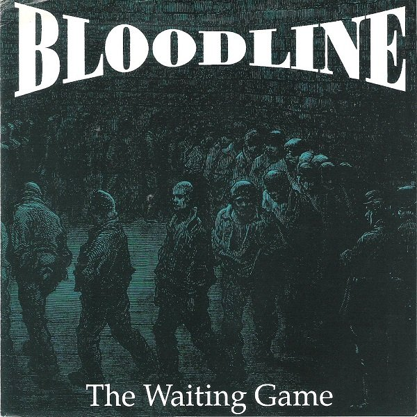 bloodline-the-waiting-game-cover-gustave-dore-newgate-prison-exercise-yard
