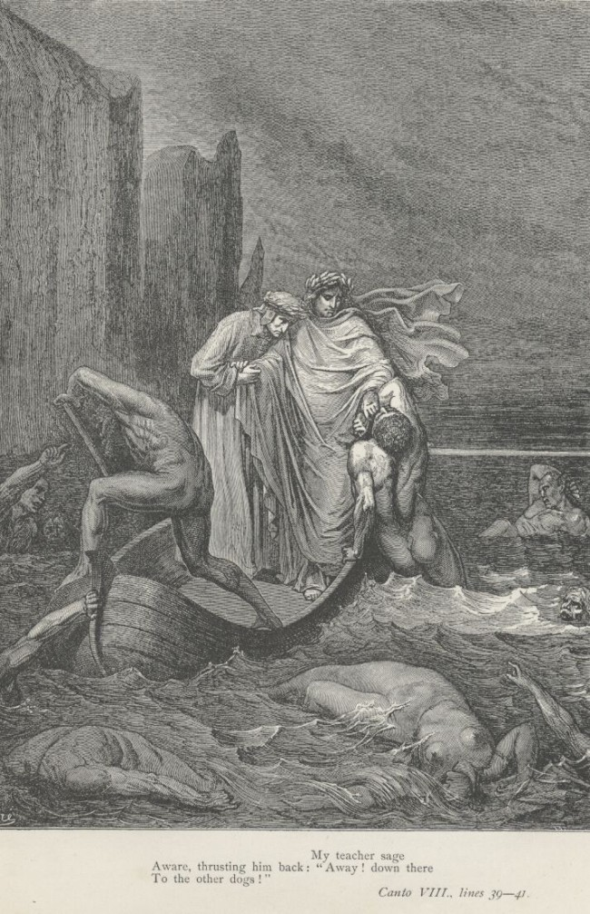 gustave-dore-dante-alighieri-divine-comedy-the-vision-of-hell-the-inferno-canto-viii-8-lines-39-41