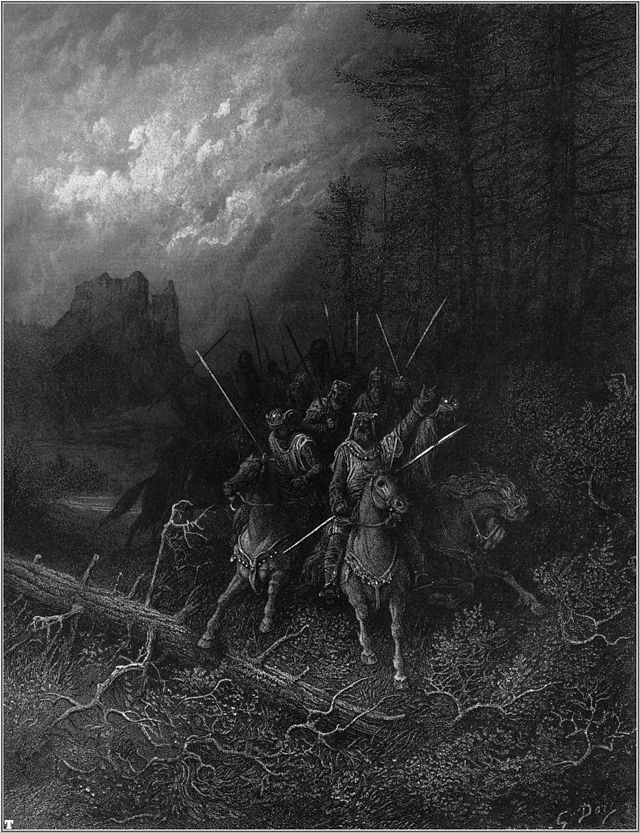 gustave-dore-idylls_of_the_king_the-knights-progress