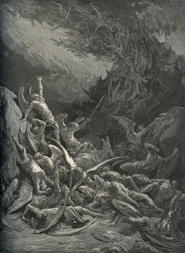 gustave-dore-milton-paradise-lost-nine-days-they-fell-book-vi-line 871