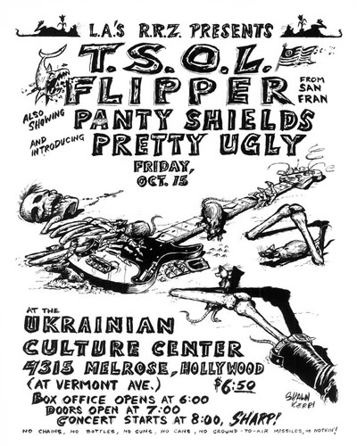 1982-10-13-tsol-flipper-panty-shields-pretty-ugly-ukrainian-culture-center-hollywood-shawn-kerri