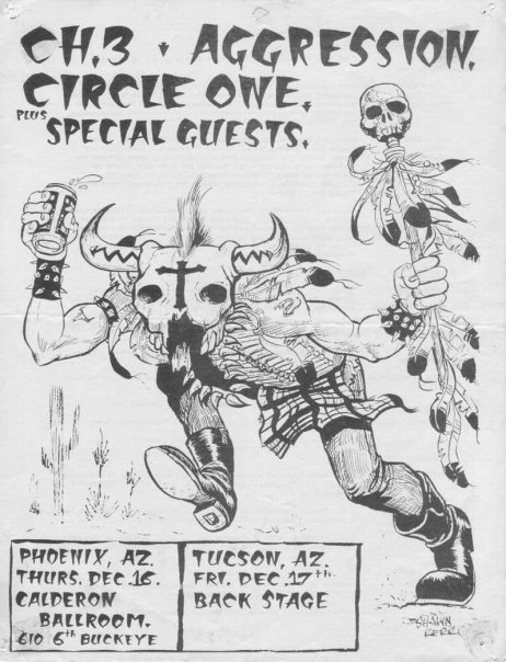 1982-12-16-17-CH3-Aggression-Circle-One-phoenix-tucson-shawn-kerri