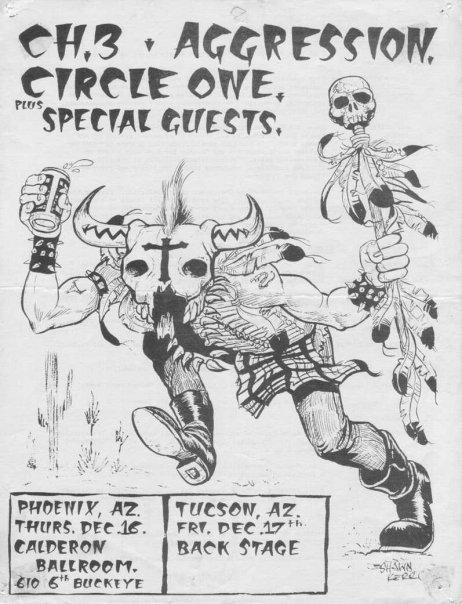 1982-12-16-17-CH3-Aggression-Circle-One-phoenix-tucson-shawn-kerri