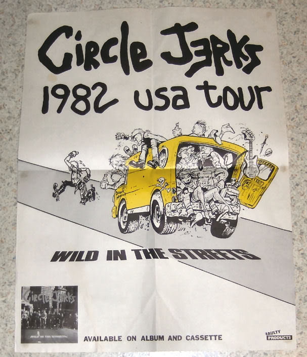 1982-DOA-USA-Tour-Advertisement-poster-shawn-kerri.