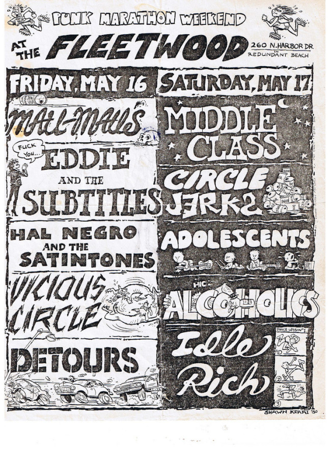 1980-05-16-17-punk-marathon-fleetwood-flyer