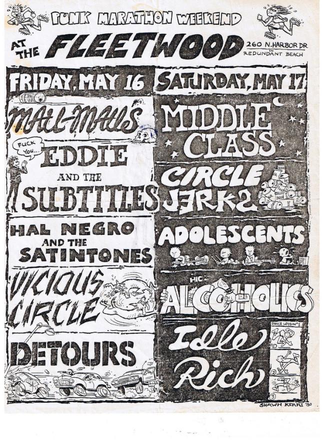 1980-05-16-17-punk-marathon-fleetwood-flyer