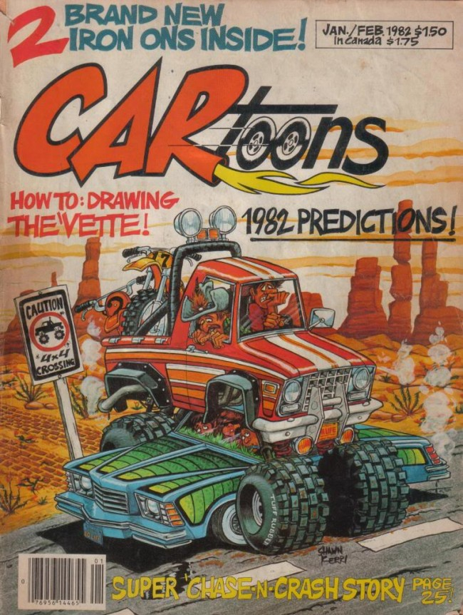 CARtoons-1982-01-02-cover-by-shawn-kerri